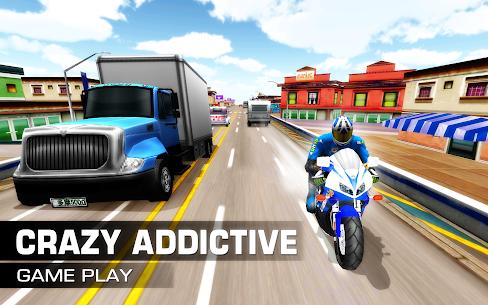 Moto Traffic Rider 3D 3