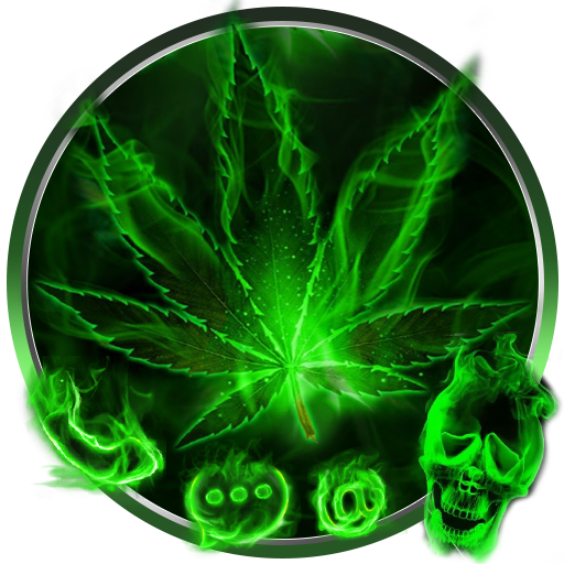 Fire Weed Rasta Themes HD Wallpapers 3D