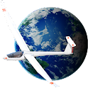 Gliding icon