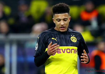Un grand d'Angleterre en pole position pour Jadon Sancho?