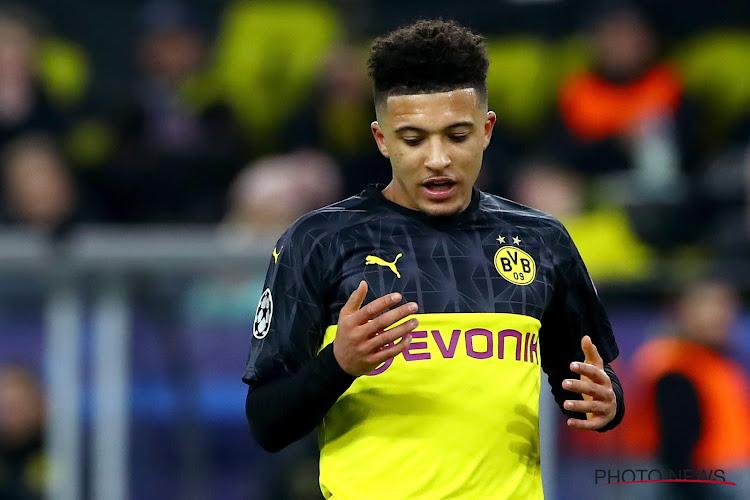 Accord avec Dortmund pour Sancho — Mercato Man Utd