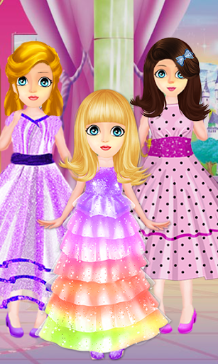 cute girl birthday celebration party girl games apk download