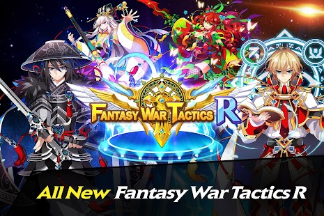 Fantasy War Tactics R Screenshot