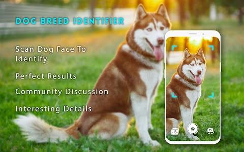 Dog breeds identifier, scanner app: Scan dogs 1.1.7