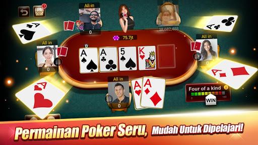 LUXY : Domino & Pokeru00a0u2013 Gaple QiuQiu QQ 99 5.1.3.1 screenshots 3