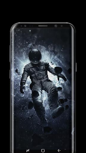 ✪ Amoled 4K Wallpapers, HD Backgrounds ✪ 9.0 screenshots 5