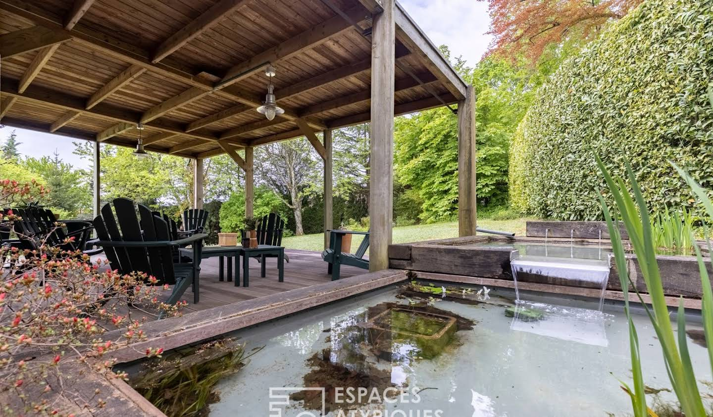 Maison avec piscine et terrasse Besançon
