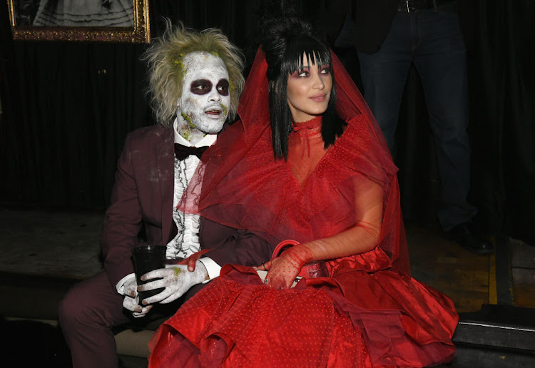 In Pictures How The Kardashian Jenner Clan Won Halloween