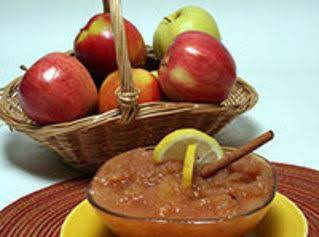 Baked Apple Sauce Recipe