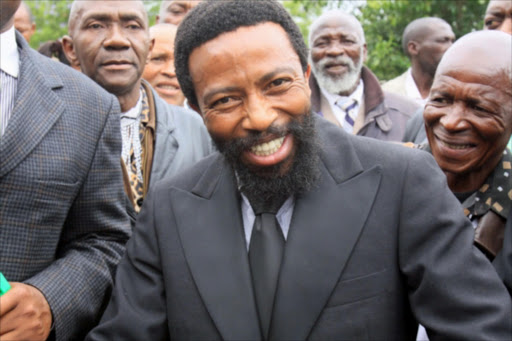 WATCH | King Buyel'Ekhaya Dalindyebo takes shots at ANC and its supporters - TimesLIVE