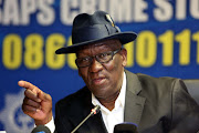 Minister of Police Bheki Cele. File photo.