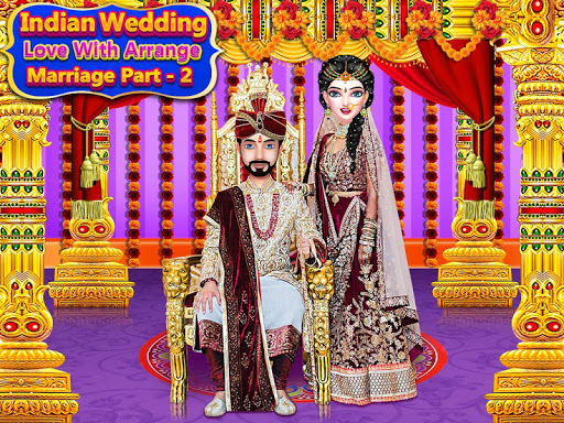 Indian Wedding Love with Arrange Marriage Part - 2 1.4 {cheat|hack|gameplay|apk mod|resources generator} 1