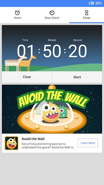 #2. Savanna Alarm (Android)