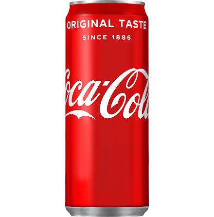 Coca-cola 33cl brk Inkl p.
