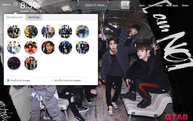 Stray Kids Wallpapers New Tab Theme