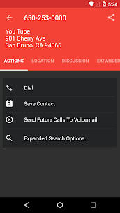 Reverse Lookup PLUS Apk – Caller ID and Spam Block 2
