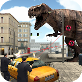 Dinosaur Hunter City Survival