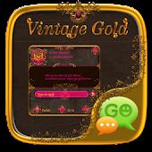 Vintage Gold  SMS
