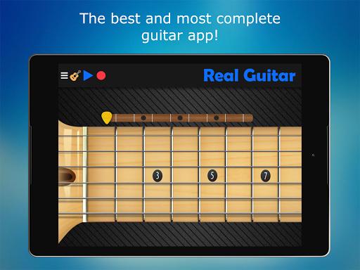 Real Guitar screenshot 11