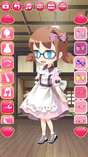 Chibi Girl Makeover 1.0.2 screenshots 1