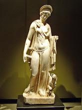Photo: Burdur, Nemesis uit de Boven Agora van Sagalassos, 2de eeuw