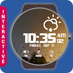Real Weather Watch Face Icon