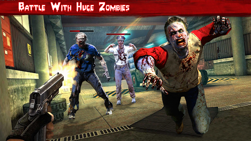 Counter Zombie Frontline Attack: FPS Shooter 3D 1.0.1 screenshots 1