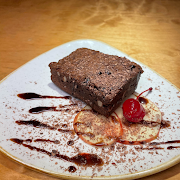 Hazelnut Brownie