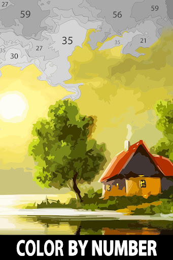 ColorPlanet: Oil Painting Color by Number Free modavailable screenshots 17