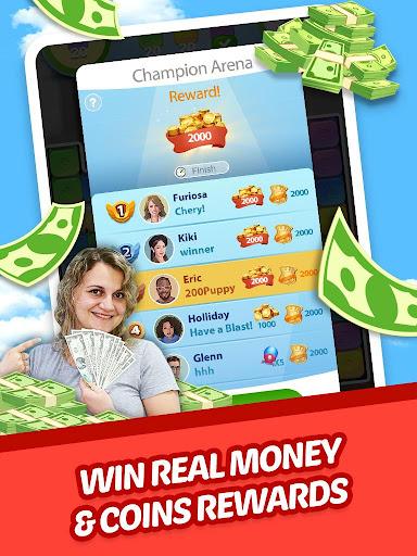Lucky Diamond u2013 Jewel Blast Puzzle Game to Big Win  screenshots 4