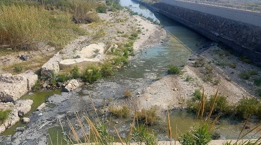 Detrás de la pantalla (VI): El Andarax es mejor que el río Ebro