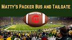 Matty's Packer Bus and Tailgate vs Oakland Raiders
