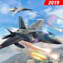 Sky Fighter Plane – Gunship Aircraft Battle 2019 icon