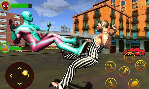 Super Spiderhero: Amazing City Super Hero Fight 1.0.2 3