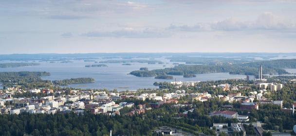 Finlandia Oriental