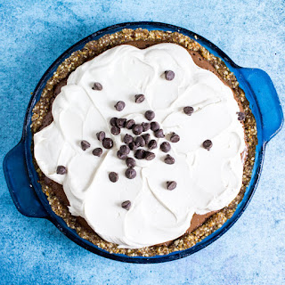 Dairy-Free Chocolate Cream Pie