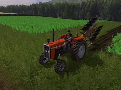 Tractor Trolley Farming Simulator 2020  screenshots 1