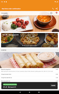 Cheng Ye Chinese Restaurant - Worcester for PC-Windows 7,8,10 and Mac apk screenshot 10