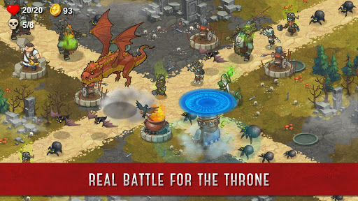 Throne Offline 1.0.48 screenshots 4