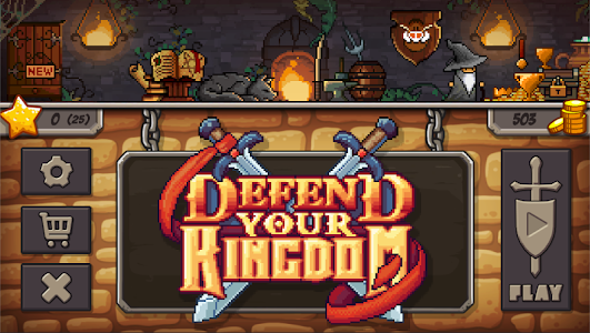 Defend Your Kingdom v1.2 (Mod Coins/Stars)