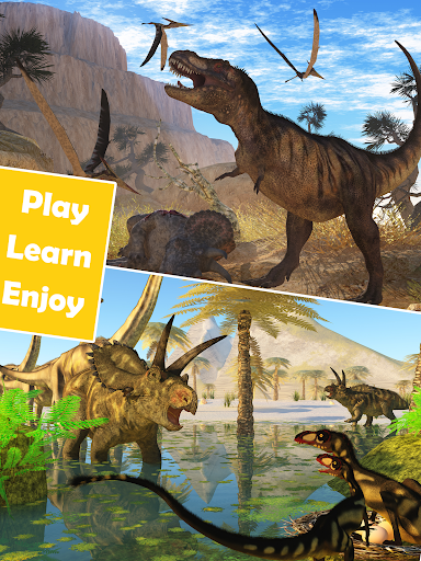 Dino Puzzles android2mod screenshots 4