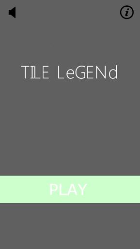 Tile Legend