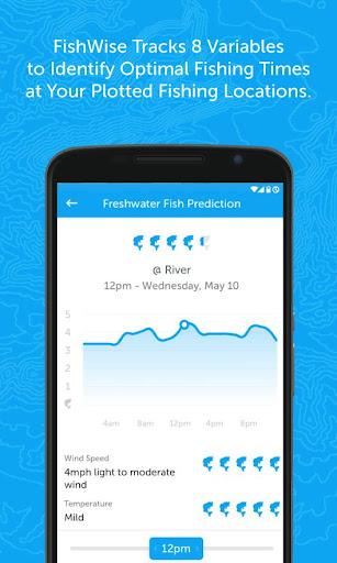 FishWise: The Fishing App Screenshot