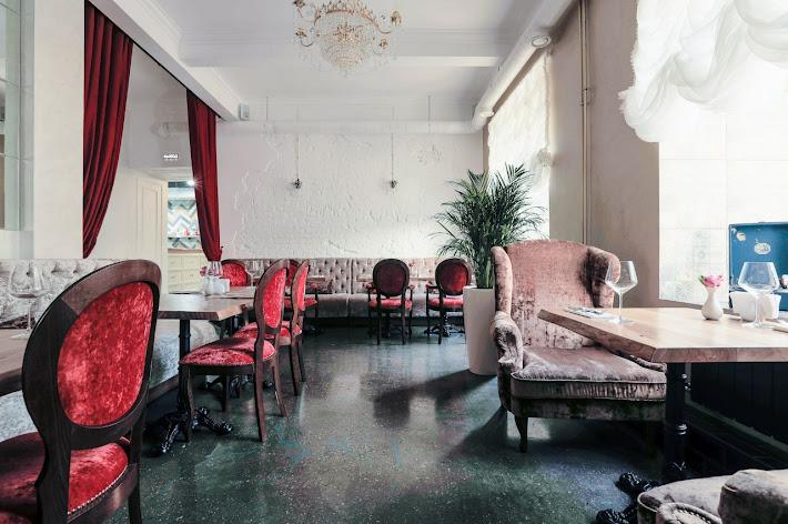 Фото №1 зала Ресторан Renovatio