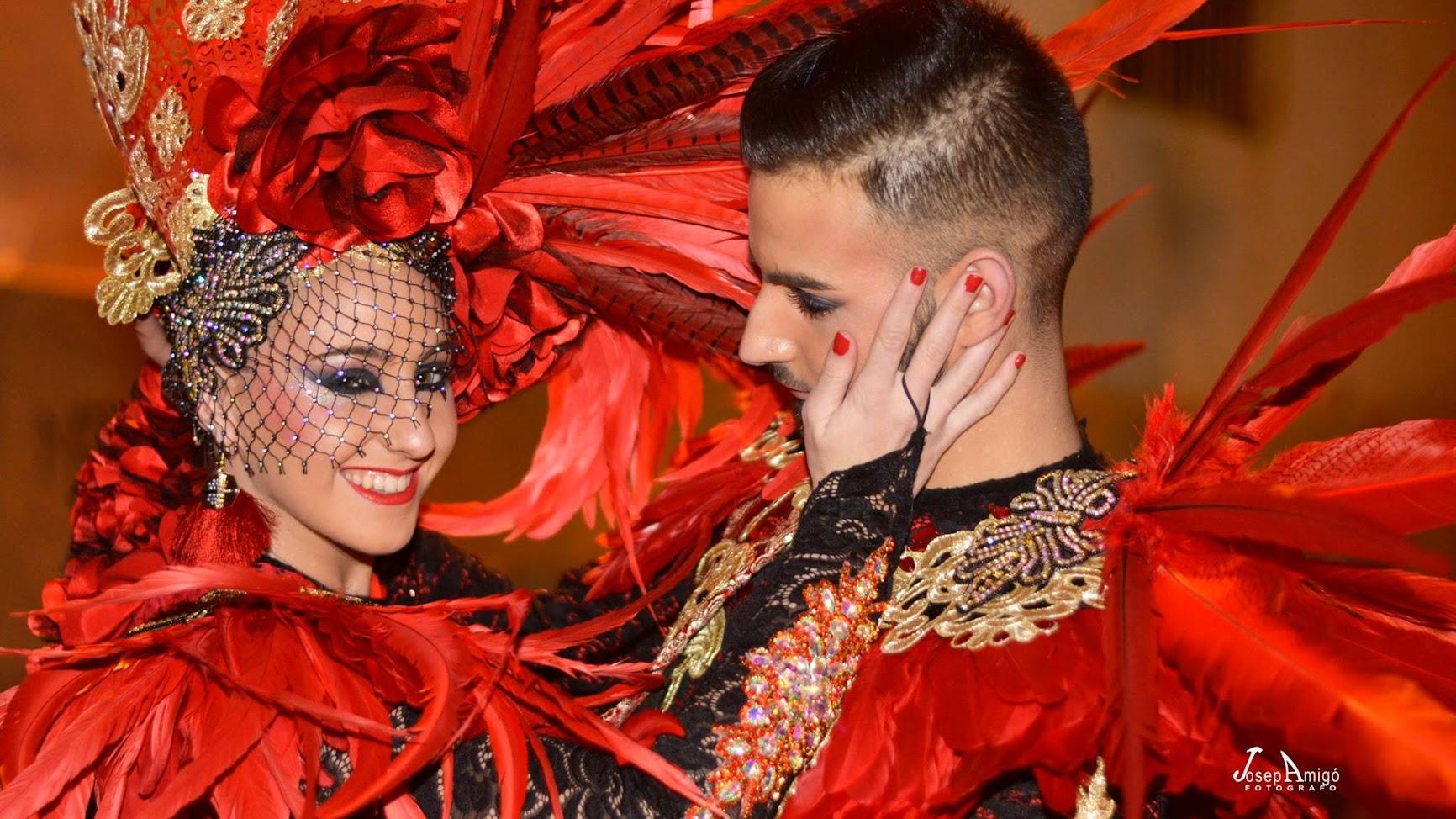 Uno de los mejores carnavales de España, el carnaval de Águilas