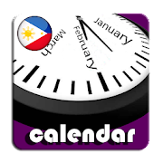 2020 Philippines National Holiday Calendar