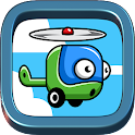 Flying Copter icon