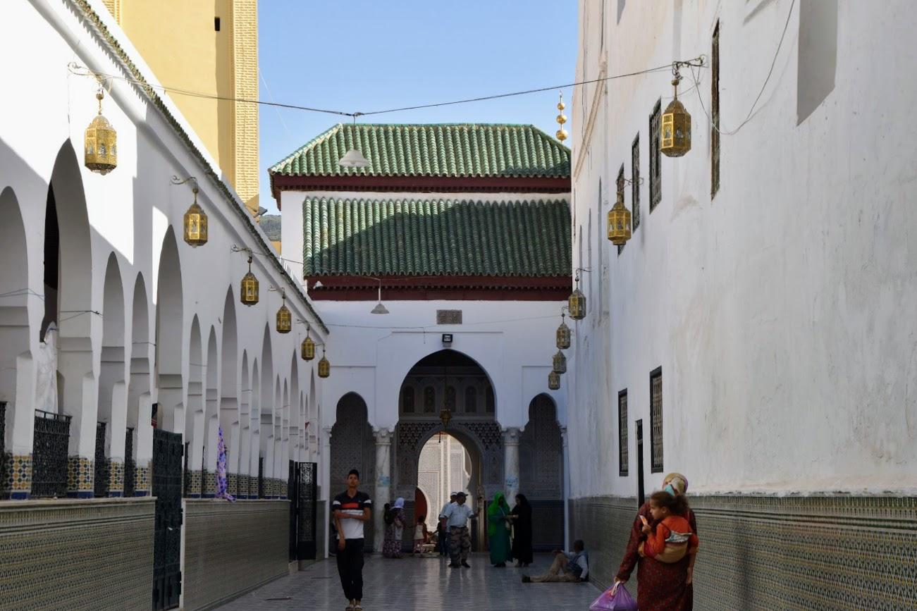 Mausoleo Mulay Idrís