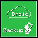 Droid Backup icon