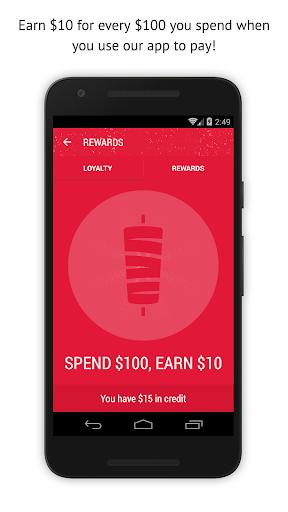 VERTS Rewards Screenshot